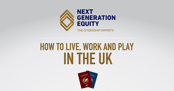 How to Live Work and Play in the UK